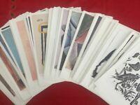 100 litografie miste varie Picasso Timbro dell'artista - SPADEM. 250 ex. - 1995