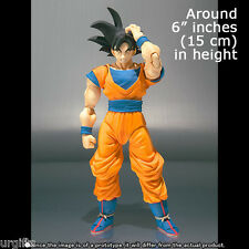 Son GoKou Goku DragonBall Variable Action Figure 3D Model SHF S H Figuarts NEW