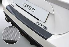 Genuine Toyota GT86 Rear Bumper Protection Plate Carbon Look - GBNGA-GT86B-PC