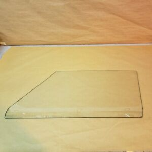 Triumph Spitfire 1971-80 Original Left LH Door Window Glass Triplex OEM