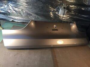 10-13 OEM BMW 535i 550iX GT F07 Tailgate Trunk Trim Hatch Lower Panel Molding