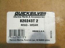 Mercury Mercruiser Quicksilver 820243T2 95XR Jet Drive