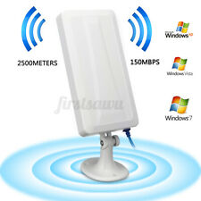 150Mbps WiFi Extender Wireless Outdoor Router Repeater WLAN Antenna Booster