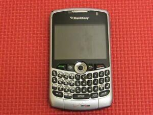 BlackBerry Curve 8330 96MB Verizon Wireless Black/Silver Smartphone/Cell Phone