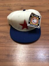 Size 6 7/8 Detroit Stars Antique 1920 Negro League Baseball Hat, American Needle