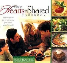 Where Hearts Are Shared (2001, Hardcover)