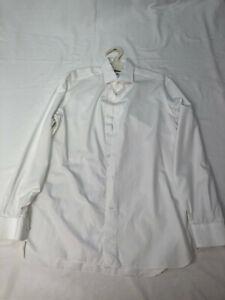 2er Set Hemden in weiß 100% Baumwolle von Lorenzini Größe 15,5 / 39
