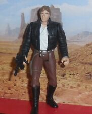Star Wars Power of the Force BESPIN HAN SOLO Action Figure Kenner Potf