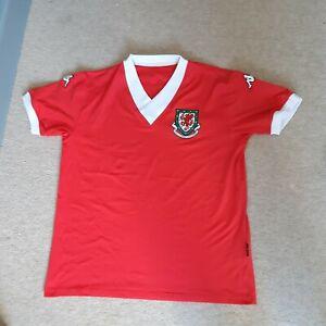 Wales Football Shirt XL