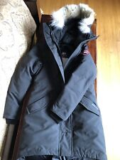NWT CANADA GOOSE BLACK ROSSCLAIR PARKA SIZE S