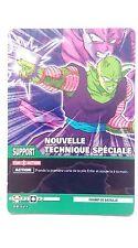 Carte Dragon ball Z Nouvelle Technique Spéciale DB-624