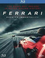 Ferrari Race to Immortality Blu-ray 2017 DVD Region 2