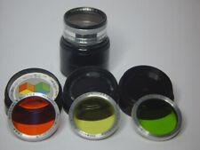 Filter und Rolleinar für Rolleicord/Rolleiflex