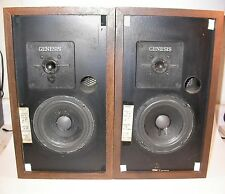 Genesis V-6 Stereo Speakers