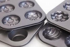 4x6 Cup Muffin Cupcake/Mould Pan Kitchen NON STICK Baking Pan Tray Tin