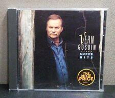 VERN GOSDIN - Super Hits    (CD)     LIKE NEW    DB 2424