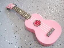 Beaver Creek Ulina BCABS ABS Soprano Ukulele Plastic (Pink)