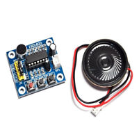ISD1820 Voice Recording Playback Module Recorder Board With Loudspeaker Tool Kit