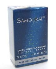 (GRUNDPREIS 266,33€/100ML) ALAIN DELON SAMOURAI FOR MEN 30ML EAU DE TOILETTE OVP