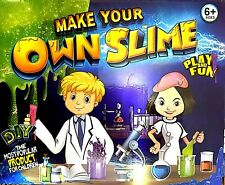 Play The Imagination Slime Kit Make Your Own Creative Kids DIY Toys Game Gift UK