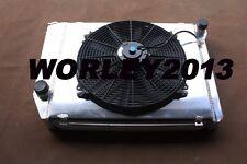 Aluminum radiator shroud FALCON XA/XB/XC/XD/XE FAIRMONT CLEVELAND 302 351 V8 MT