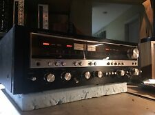 Pioneer SX-5580 SX-1050 Euro BlackFace Vintage Stereo Receiver Fully Recapped