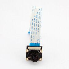 Module de caméra grand angle 5MP 160° 720/1080P pour Raspberry Pi+câble 15 broch