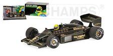 Minichamps Lotus Renault 97T – Sadhna Senna – 15TH Anniversary Commemoration