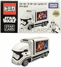 Tomica Star Wars Star Cars The Force Awakens First Order Stormtrooper Ad Track