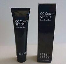 1x BOBBI BROWN CC Cream SPF 30+, Colour Correct Base, #Golden Nude, 40ml, BNIB