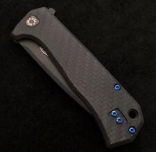 Blue Titanium Screw Set Zero Tolerance 804cf Hinderer Folder ZT0804CF - No Knife