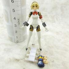 #9B7032 Japan Anime Action Figure figma Persona 4 P4