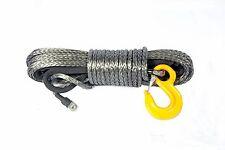 93ft 10mm sintéticas Cabrestante Cable Cable Dyneema sk75 * 10300 Kg resistencia a la rotura **