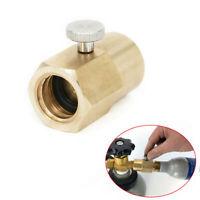 Adaptador deCO2 para el llenado de Sodastream Soda Club Water Sprinkler W21.8-14