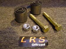 LAND Rover Defender 300TDi POSTERIORE trailing braccio cespuglio Set-NTC1772G x 2-OEM