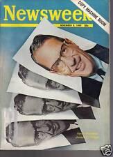 Newsweek Magazine Copy Machine Boom November 8,1965