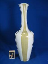 Well shaped 60´s design Heinrich & Co porcelain vase Porzellan Vase 1672  32,5cm