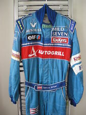 Gerhard Berger BENETTON F1 GARA Tuta * RARO *