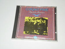 COUNT FIVE - Psychotic Reaction - ORIG EDSEL RECORDS CD - 1987 MADE IN ENGLAND -