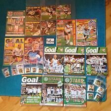 """duplo & hanuta""Fußballbilder WM&EM 1994 bis 2014/STAR QUARTETT 2011 DFB-FERRERO"
