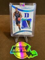 ZION WILLIAMSON 1/1 FLAWLESS LEGACY PATCH 2020 DUKE PELICANS **Rare**