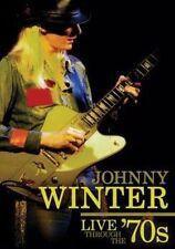 Johnny Winter Live Through The 70s 0022891475590 DVD Region 1