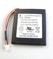 Original Logitech mx1000 li-ion rechargeable battery 553-000074 F540 G930