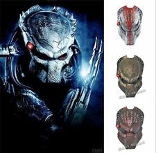 Alien Predator Glass Fiber Glow Mask Helmet Cosplay Prop CS COS Halloween Mask