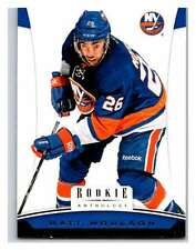 (HCW) 2012-13 Panini Rookie Anthology #54 Matt Moulson NY Islanders NHL Mint