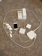 Huge Lot of Apple Products Plugs Chargers Cords iMac and iPhone
