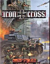 IRON CROSS by YATES  New 9780995104242 Fast Free Shipping..