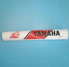 Yamaha DT Aufdruck Enduro GS Cross Lenkerpolster Weiß 300 mm NEU