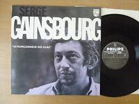 Serge Gainsbourg – Le Poinçonneur Des Lilas , EU, Ri, LP, Vinyl: m-