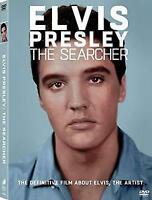 ELVIS PRESLEY The Searcher HBO DVD + Digital 2018 Brand New Sealed USA FREE SHIP
